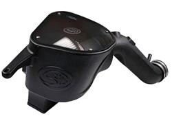 S&B Filters 2010-2012 RAM 6.7L Cummins Cold Air Intake (Dry Disposable Filter)