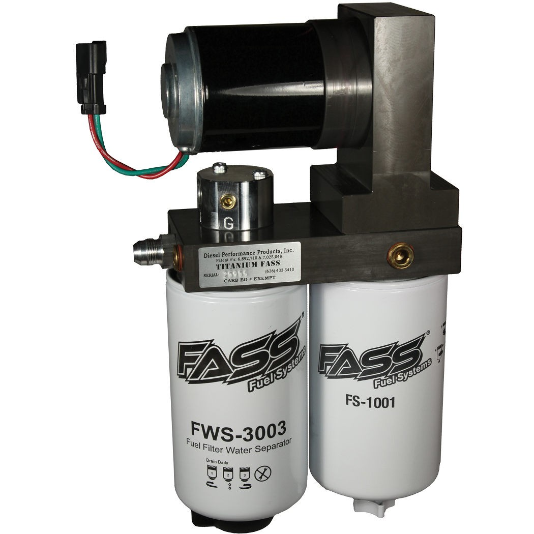 FASS 2001 - 2016 GM Duramax Fuel Air Separation System