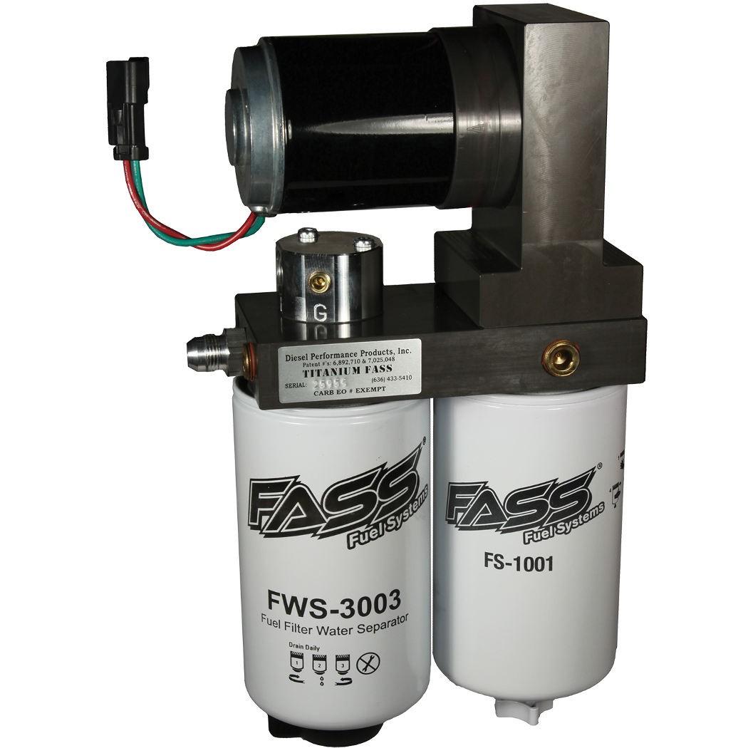 Fass 2001 2010 Gm Duramax Fuel Air Separation System 2007 Chevy Silverado Filter Location