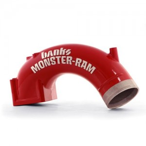 Banks Monster-Ram Intake-w/Boost Tube - 1998-02 Dodge 5.9L