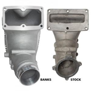 Banks Monster-Ram Intake System W/Fuel Line - 2007-17 Dodge/RAM 6.7L, 3.5, Natural