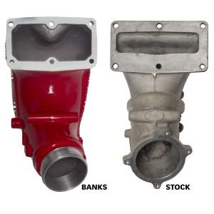 Banks Monster-Ram Intake System w/Fuel Line - 2007-17 Dodge/RAM 6.7L