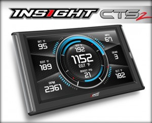 Edge Insight CTS2 Monitor with Cummins Unlock