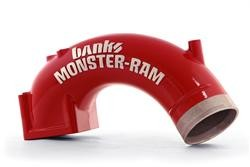 Banks Monster-Ram Intake System - 2003-07 Dodge 5.9L, Stk Intclr