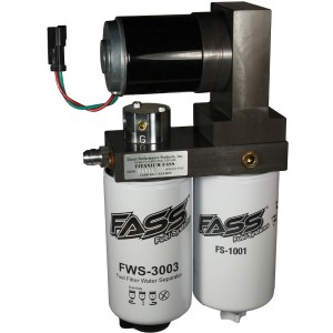 FASS (Bypasses Factory Fuel Pump) 2011 - 2016 Ford Powerstroke Fuel Air Separation System