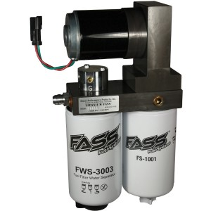 FASS 2011 - 2014 GM Duramax Fuel Air Separation System